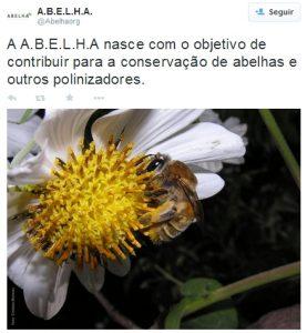 Twitter Abelha 2